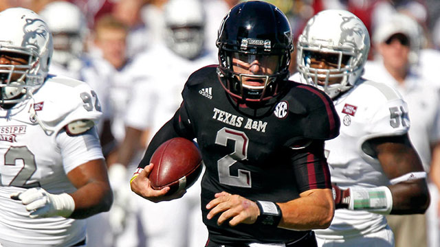 Texas A&M vs. Mississippi State (re-air)