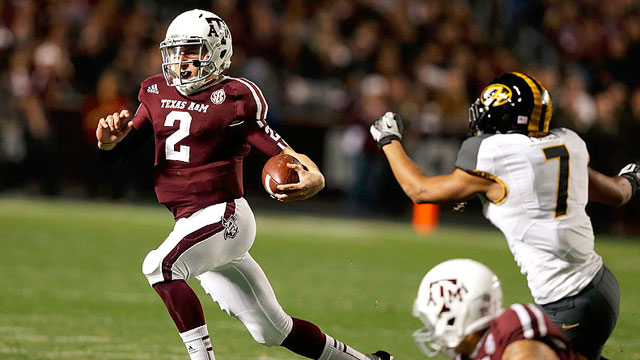Missouri vs. Texas A&M (re-air)