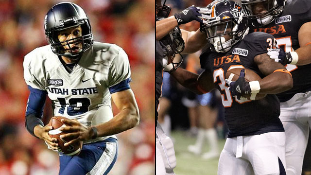 Utah State vs. Texas - San Antonio (Exclusive)