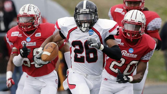 #1 Valdosta State vs. #1 Winston-Salem (Championship): NCAA Division II Football Championship