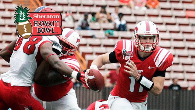 Fresno State vs. SMU: 2012 Sheraton Hawai'i Bowl