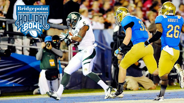 Baylor vs. UCLA: 2012 Bridgepoint Education Holiday Bowl