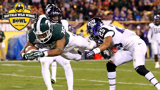 TCU vs. Michigan State (re-air)