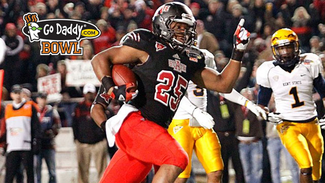 #25 Kent State vs. Arkansas State: 2013 GoDaddy.com Bowl