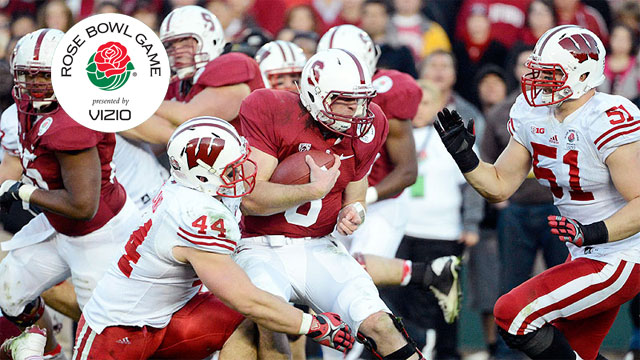 Wisconsin vs. #6 Stanford: 2013 Rose Bowl Game