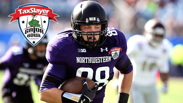 Mississippi State vs. #20 Northwestern: 2013 Taxslayer.com Gator Bowl