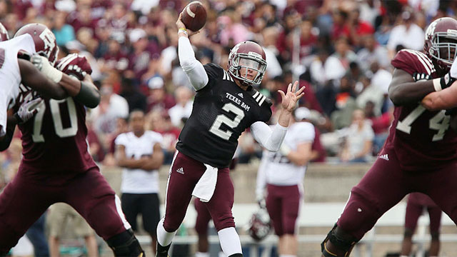 ESPN Spring Football: Texas A&M