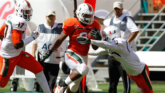 Miami (FL) Spring Football Game