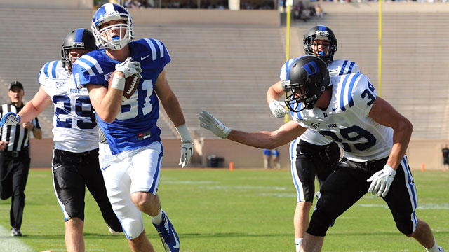 Duke Spring Football Game