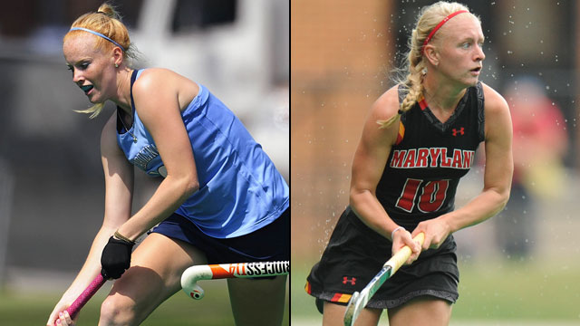 North Carolina vs. Maryland (Championship): 2013 ACC Women's Field Hockey Championship