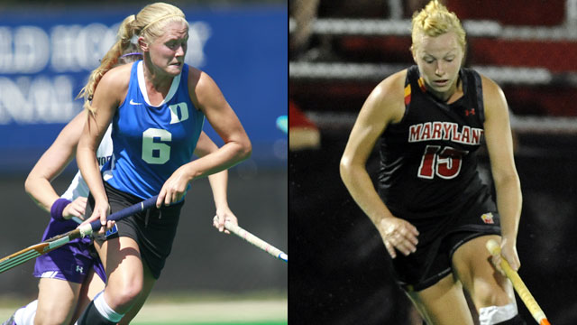 #6 Duke vs. #3 Maryland (Quarterfinal #2): 2012 ACC Field Hockey Championship