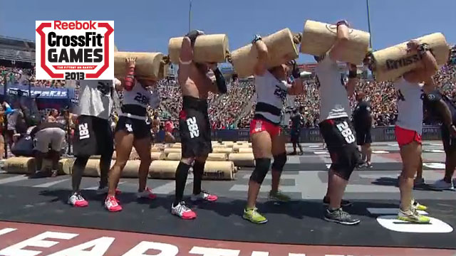 CrossFit Games: Final (Team)