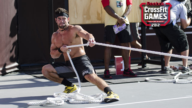 CrossFit Games Day 1