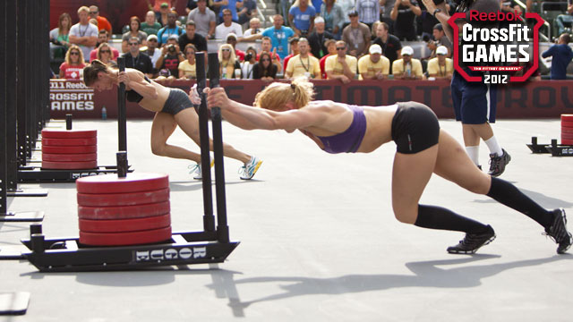 CrossFit Games Day 2, Part 1