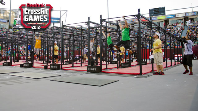 CrossFit Games Day 3