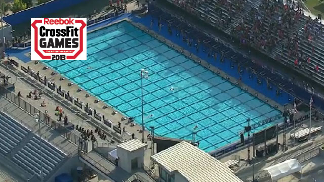 CrossFit Games: The Pool (Men)