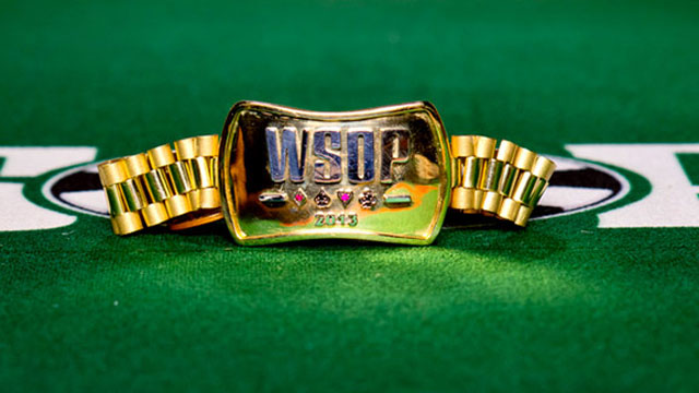 2013 World Series of Poker: Heads-Up No-Limit Hold 'Em (Semifinal)