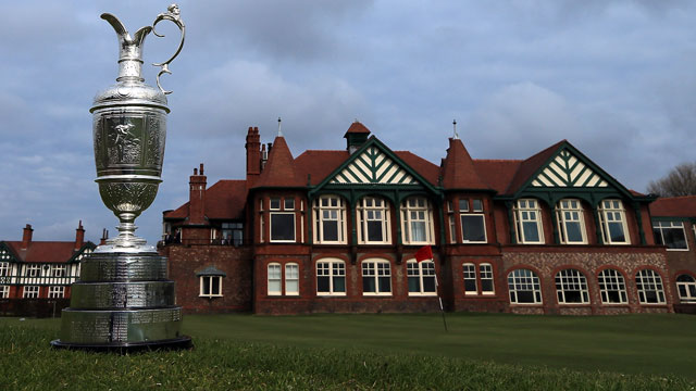 ESPN3's Coverage of The Open Championship Pres. By IBM: International View (First Round)