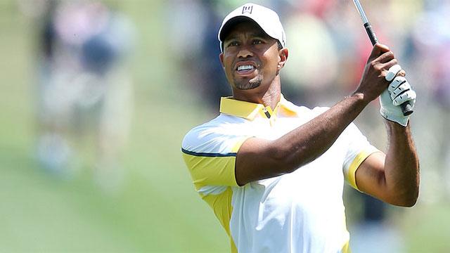2013 Masters Golf Tournament (Second Round)