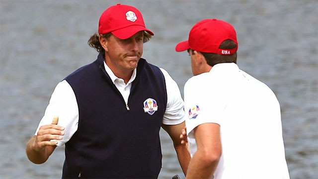 2012 Ryder Cup (Part 2) (Day One Matches)