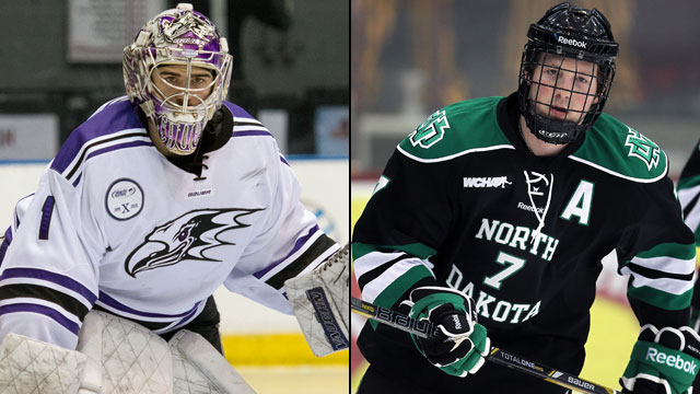 Niagara vs. North Dakota (West Regional Semifinal #2): 2013 NCAA Men's Hockey Championship