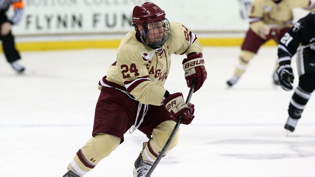 Union vs. Boston College (East Regional Semifinal #2): 2013 NCAA Men's Hockey Championship