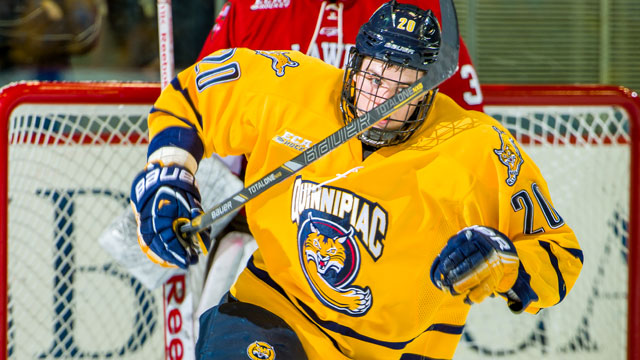 Union vs. #1 Quinnipiac (East Regional Final): 2013 NCAA Men's Hockey Championship