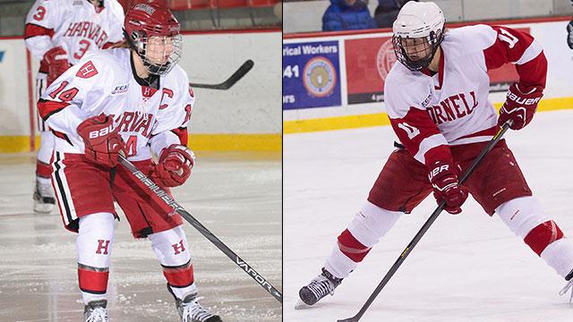 Harvard vs. Cornell (Championship): ECAC Women's Hockey Championship