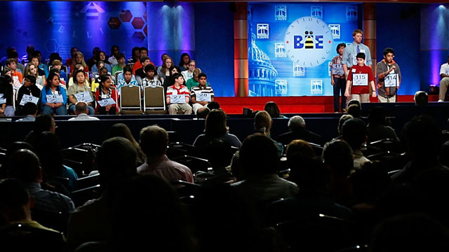 2012 Scripps National Spelling Bee (Preliminaries)