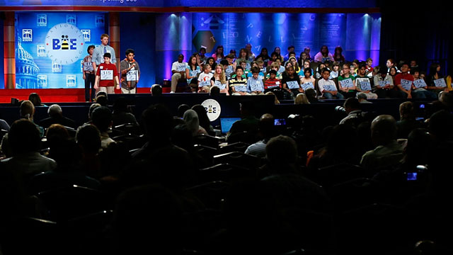 2012 Scripps National Spelling Bee (Semifinals)