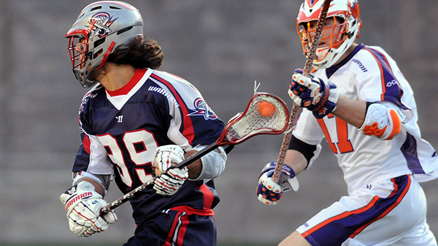 Hamilton Nationals vs. Boston Cannons