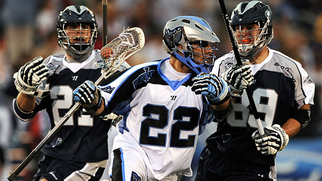 Ohio Machine vs. Chesapeake Bayhawks