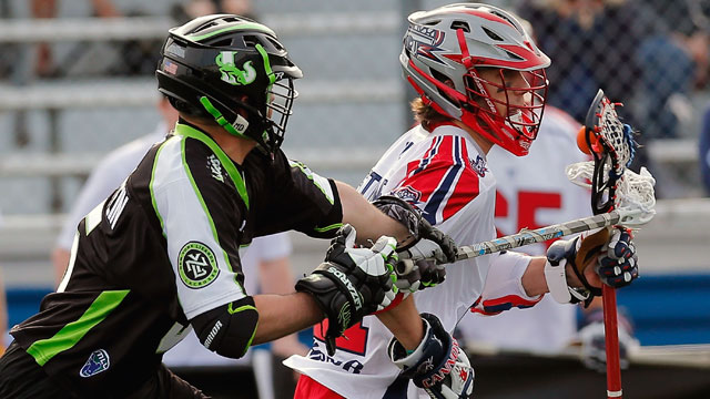 New York Lizards vs. Boston Cannons