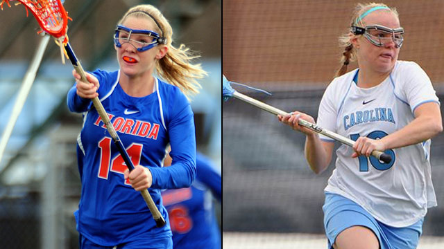 Florida vs. North Carolina