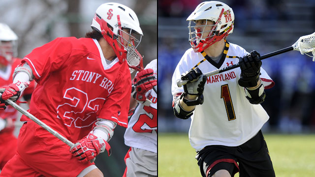 Stony Brook vs. #1 Maryland