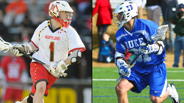 #8 Duke vs. #5 Maryland