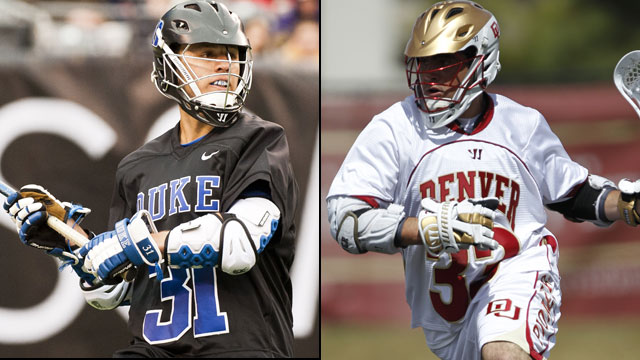#3 Duke vs. #16 Denver