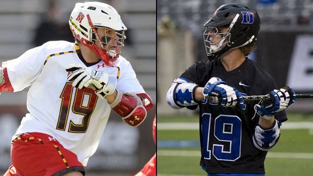 #4 Maryland vs. #1 Duke (Semifinal #1): ACC Men's Lacrosse Championship