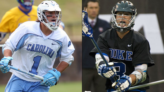 #3 North Carolina vs. #1 Duke (Championship): ACC Men's Lacrosse Championship