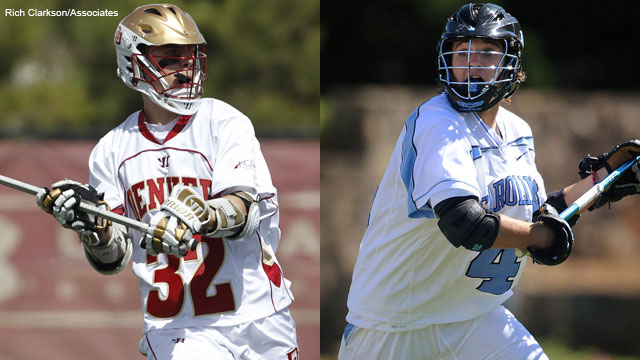 Denver vs. #8 North Carolina (First Round): NCAA Men's Lacrosse Championship