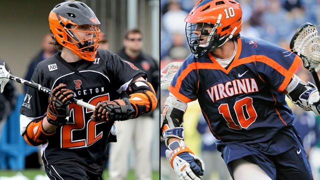Princeton vs. #5 Virginia (First Round): NCAA Men's Lacrosse Championship
