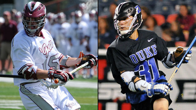 Colgate vs. #3 Duke (Quarterfinal #4): NCAA Men's Lacrosse Championship
