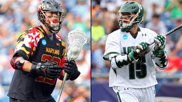 Maryland vs. Loyola (MD) (Championship)