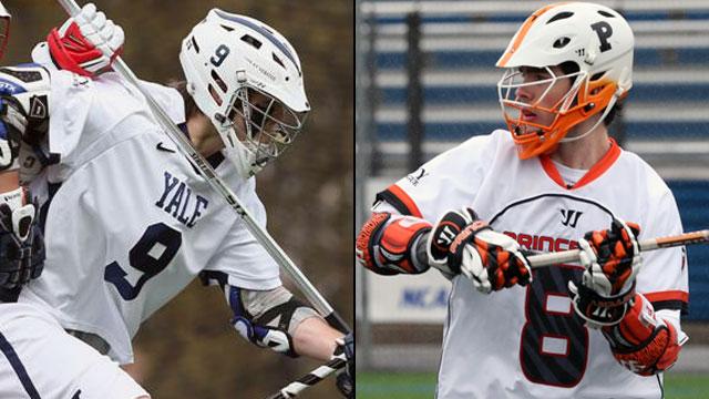 #18 Yale vs. #10 Princeton
