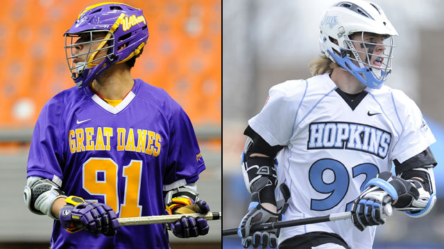 #20 Albany vs. #11 Johns Hopkins