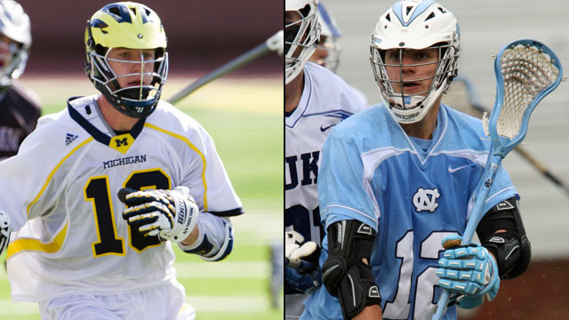 Michigan vs. #5 North Carolina (Exclusive)