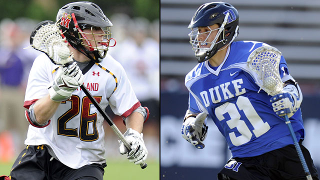 #1 Maryland vs. #19 Duke
