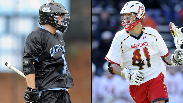 #14 North Carolina vs. #1 Maryland