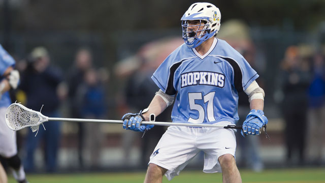 #10 Johns Hopkins vs. #7 North Carolina