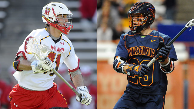 #2 Maryland vs. Virginia